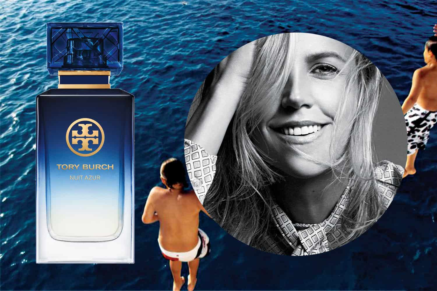 312439d2d3 When it comes to capturing the essence of summer, Tory Burch is in a class  that's entirely her own. This season, she debuts her latest fragrance, Nuit  Azur, ...