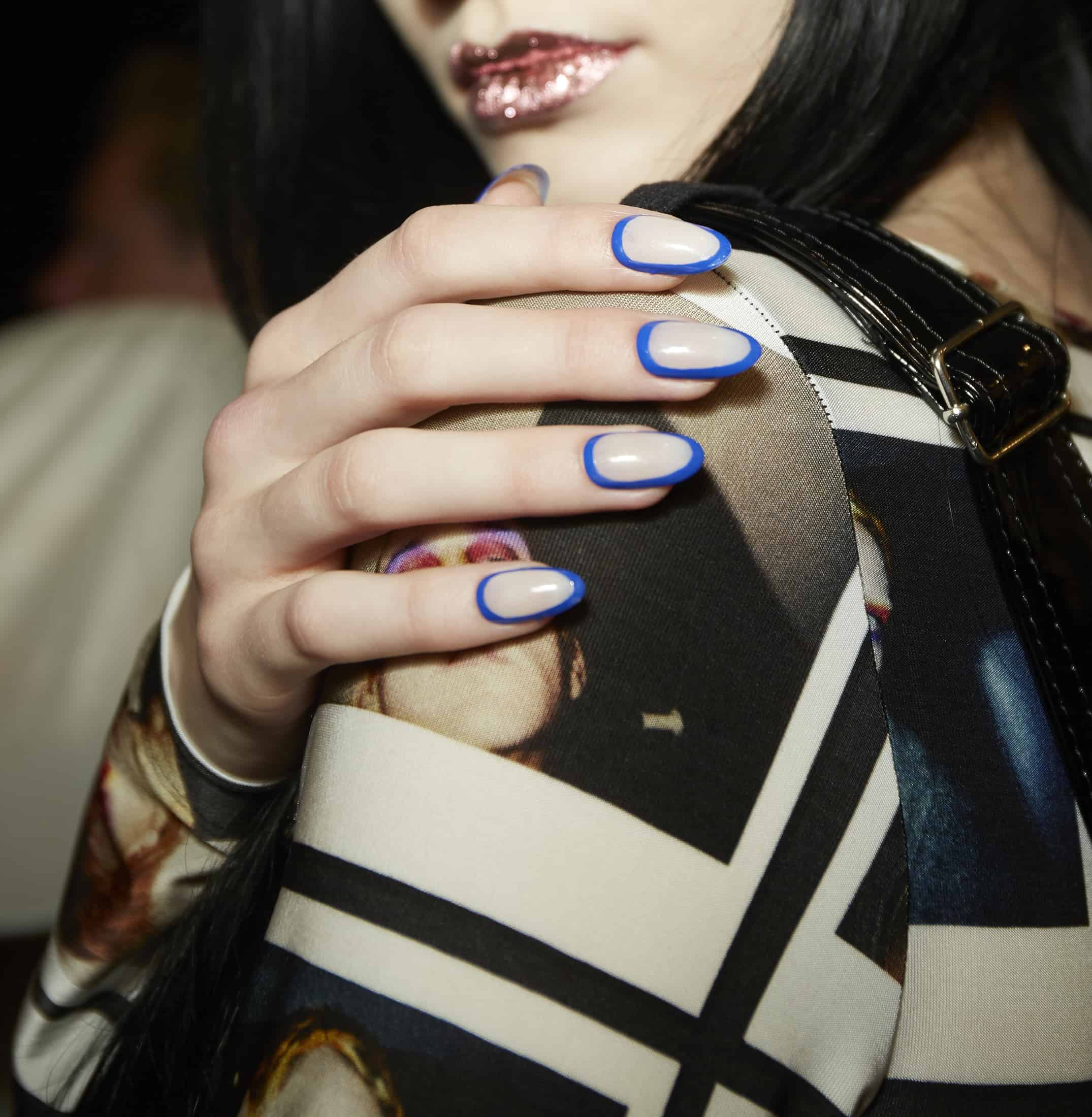 2019 S Biggest Nail Art Trends: 6 Biggest Nail Trends From The Spring 2019 NYFW Shows