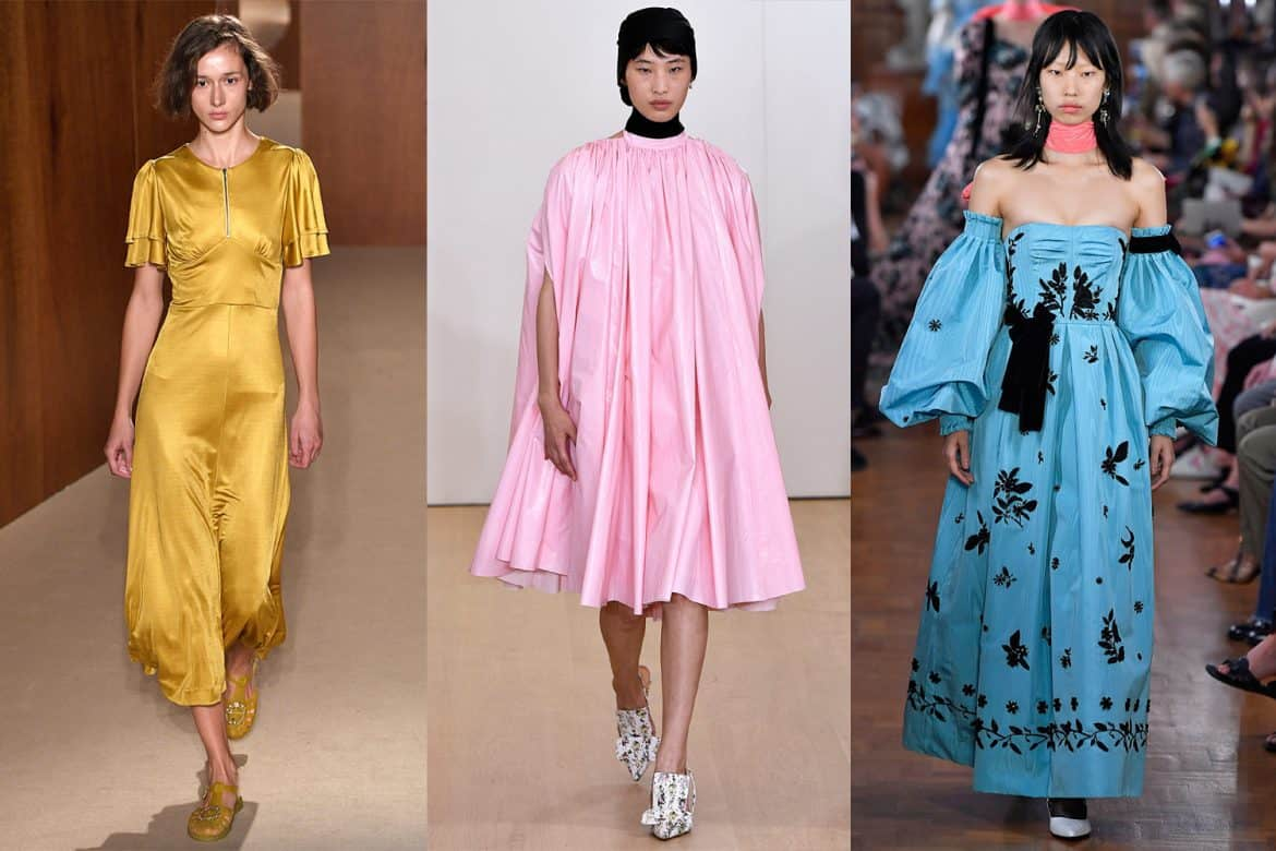 Ten Trends to Know From London Fashion Week Spring 2019