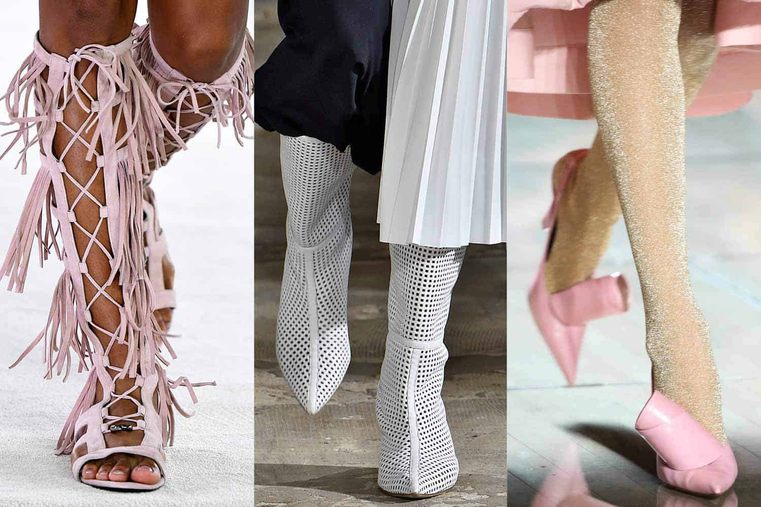 Shoes From the Spring 2019 NYFW Shows