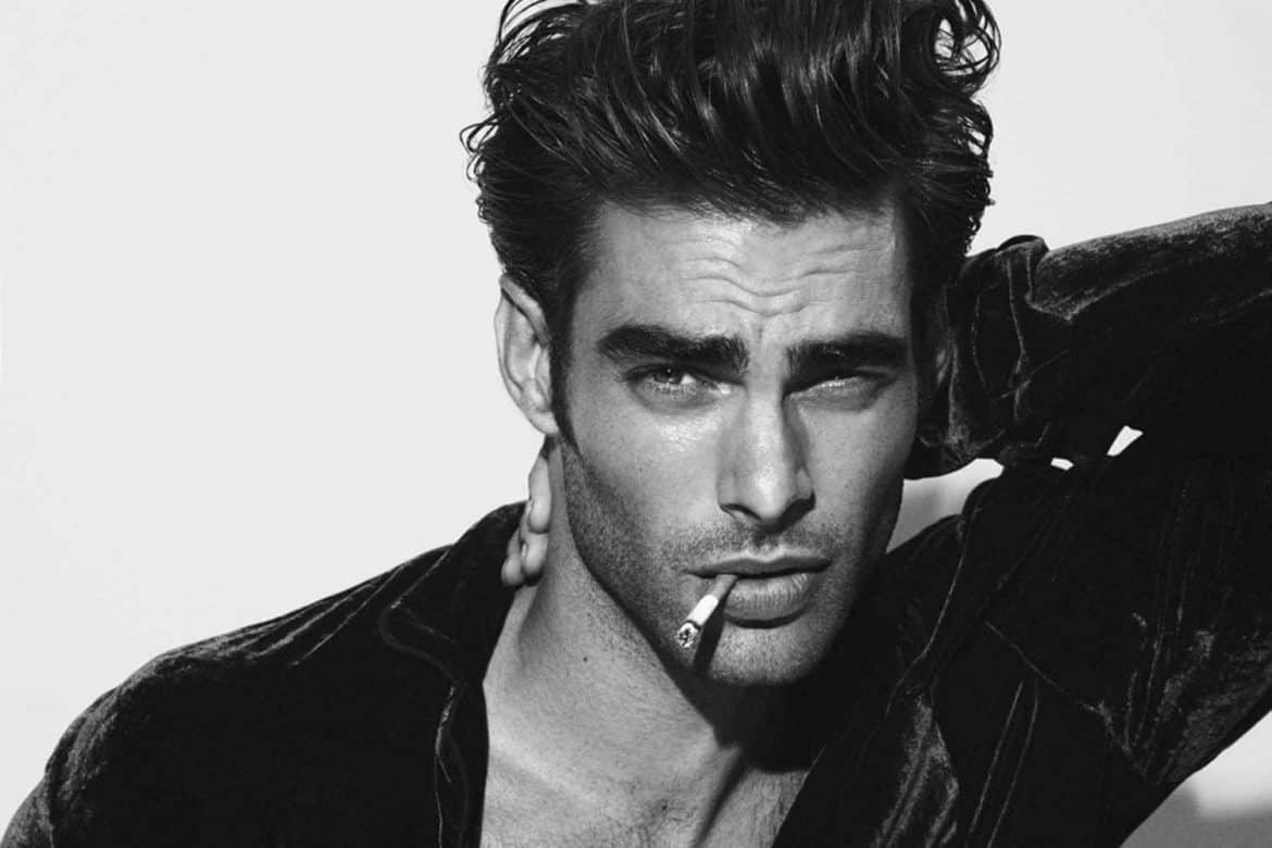 Jon Kortajarena Male Model Of The Year And Man On A Mission