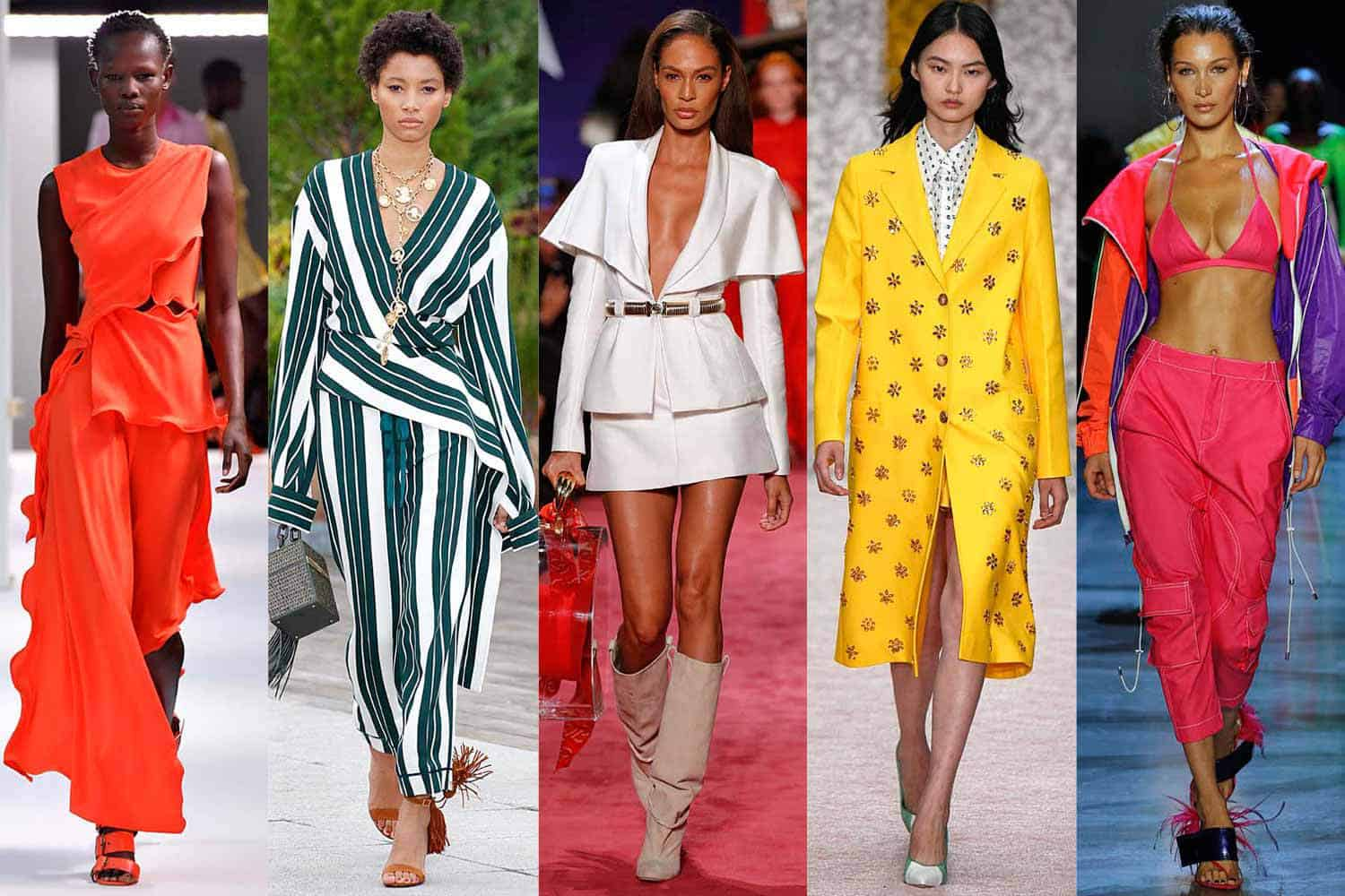 to wear - Spring nyfw days 3 and 4 video
