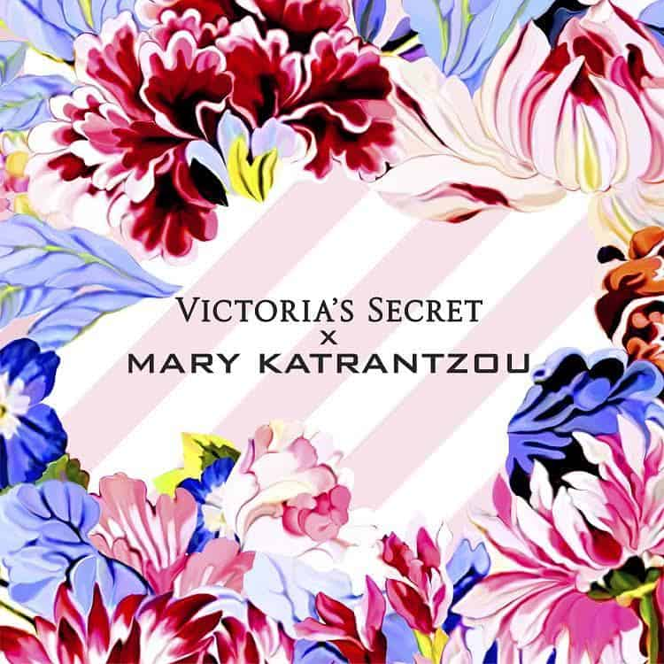 Mary Katrantzou Is Designing For Victoria S Secret Now Daily Front Row