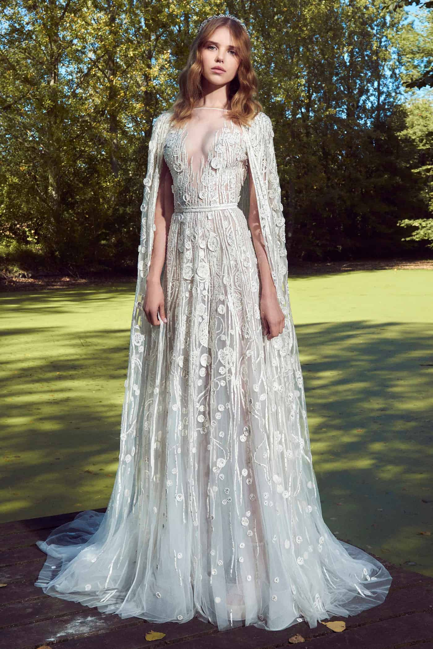 10 Most Important Trends From The Fall 2019 Bridal Collections