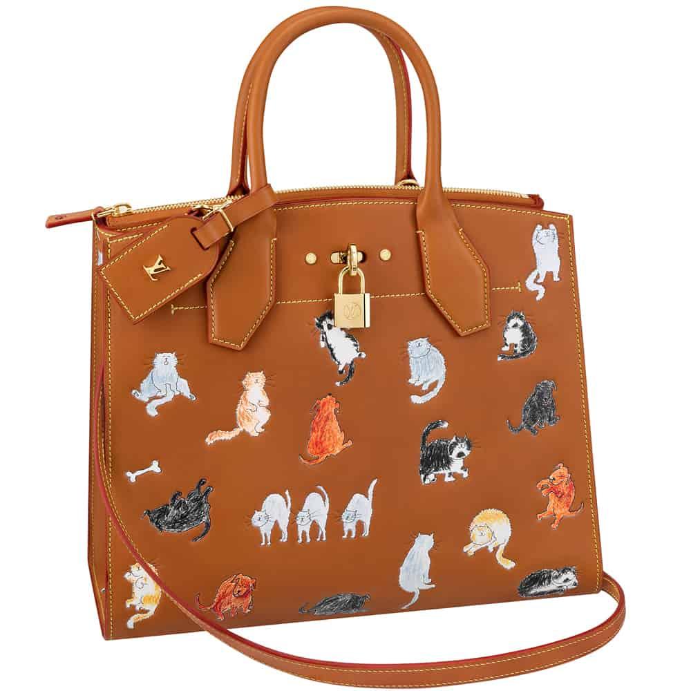 Celeb Gossip News – The Louis Vuitton x Grace Coddington Capsule ... f6b90acccaf1