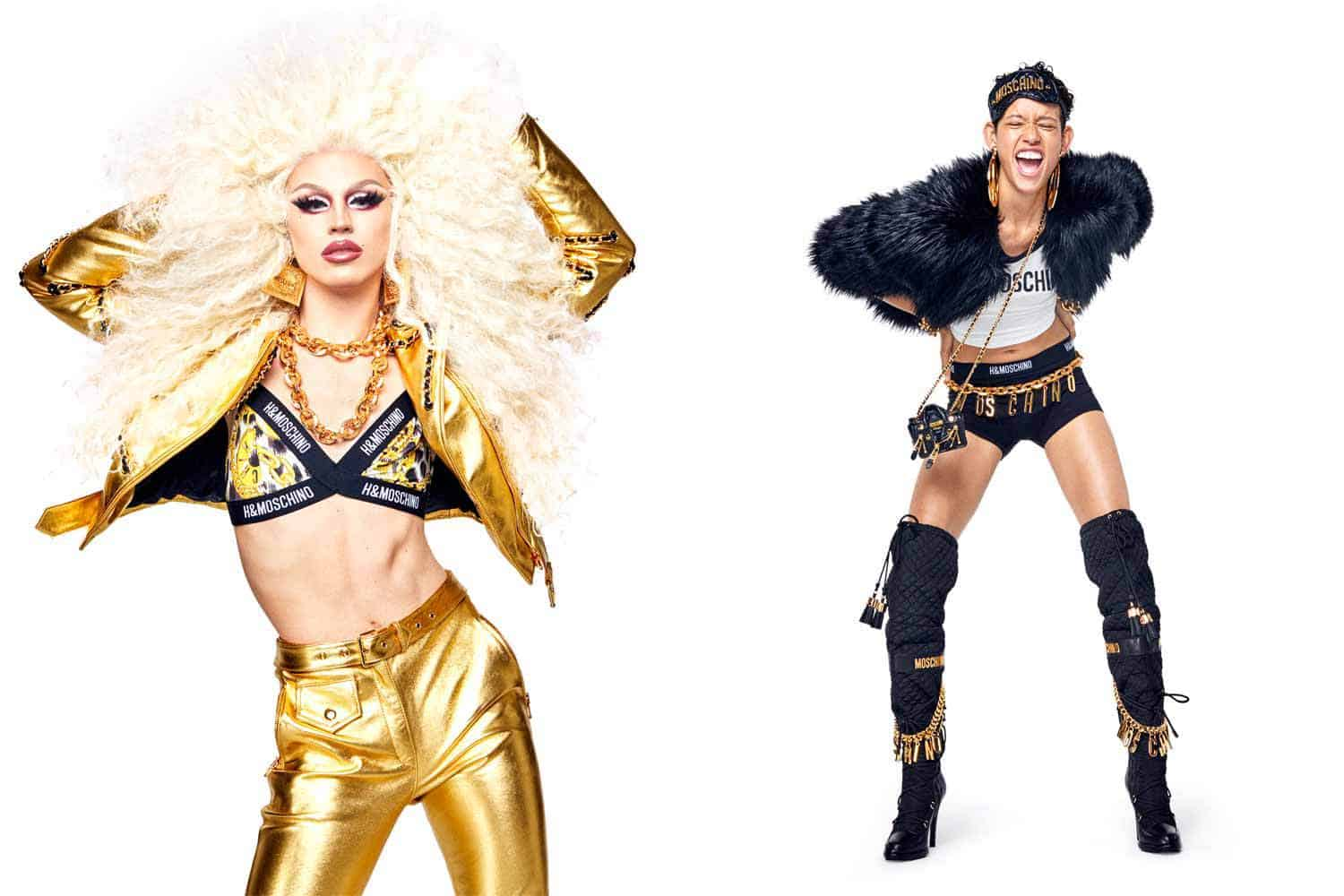 All the Looks From the Moschino [tv] H&M Collaboration