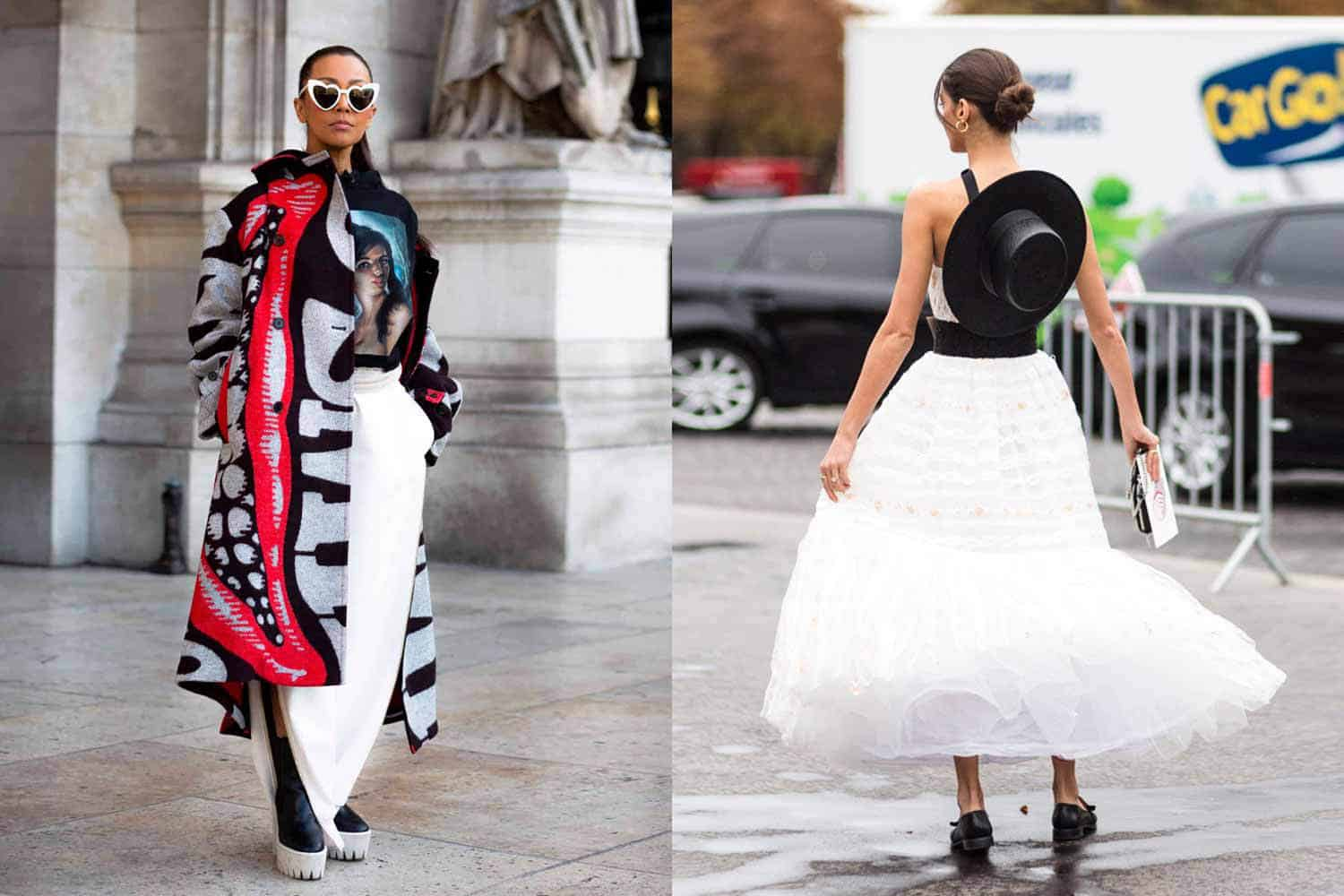 All The Best Street Style Pics From Paris Fashion Week