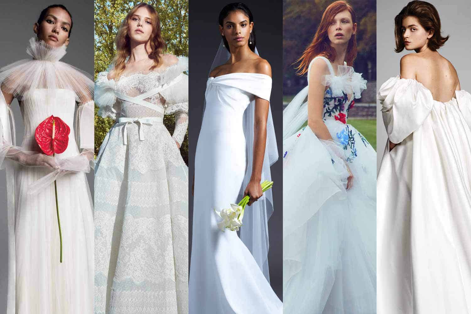 2019 year for girls- Bridal fall trends