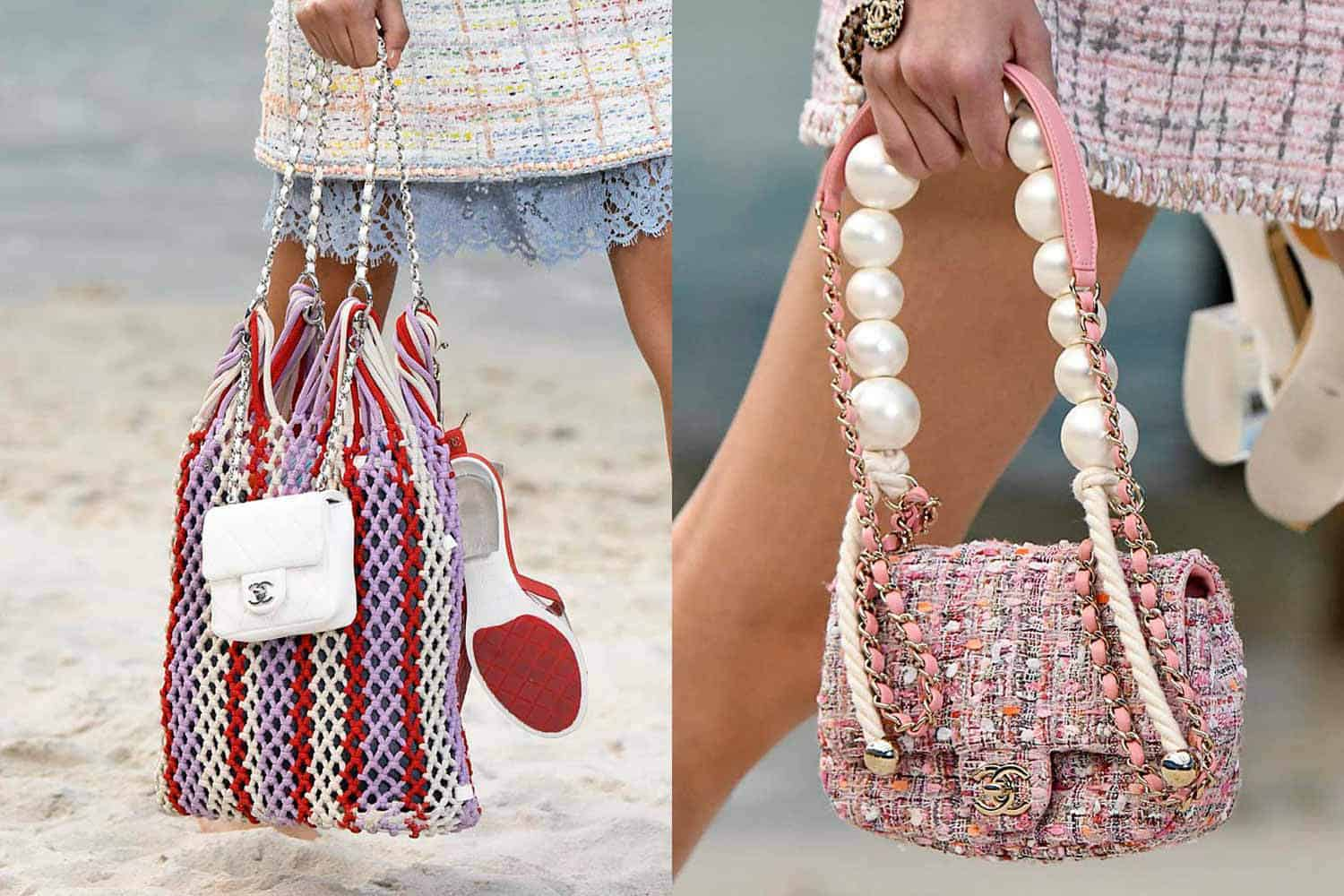 f57354fbea6724 39 Lust-Worthy Bags From Chanel's Beach-Themed Spring 2019 Show