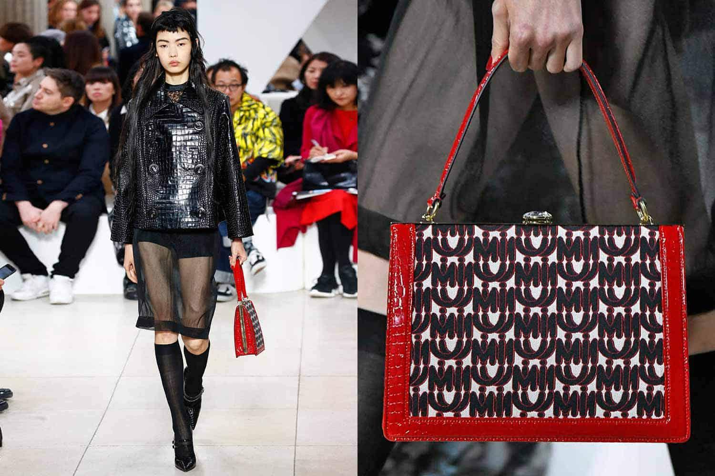 85896ce241ed Miu Miu Unveils New Logo at Paris Fashion Week Show