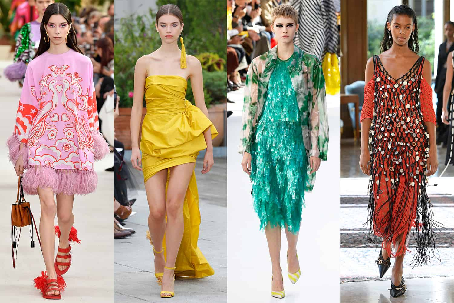 The Biggest Trends From Fall 2019 PFW