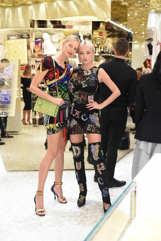 Fashion week Cfda and realreal for woman