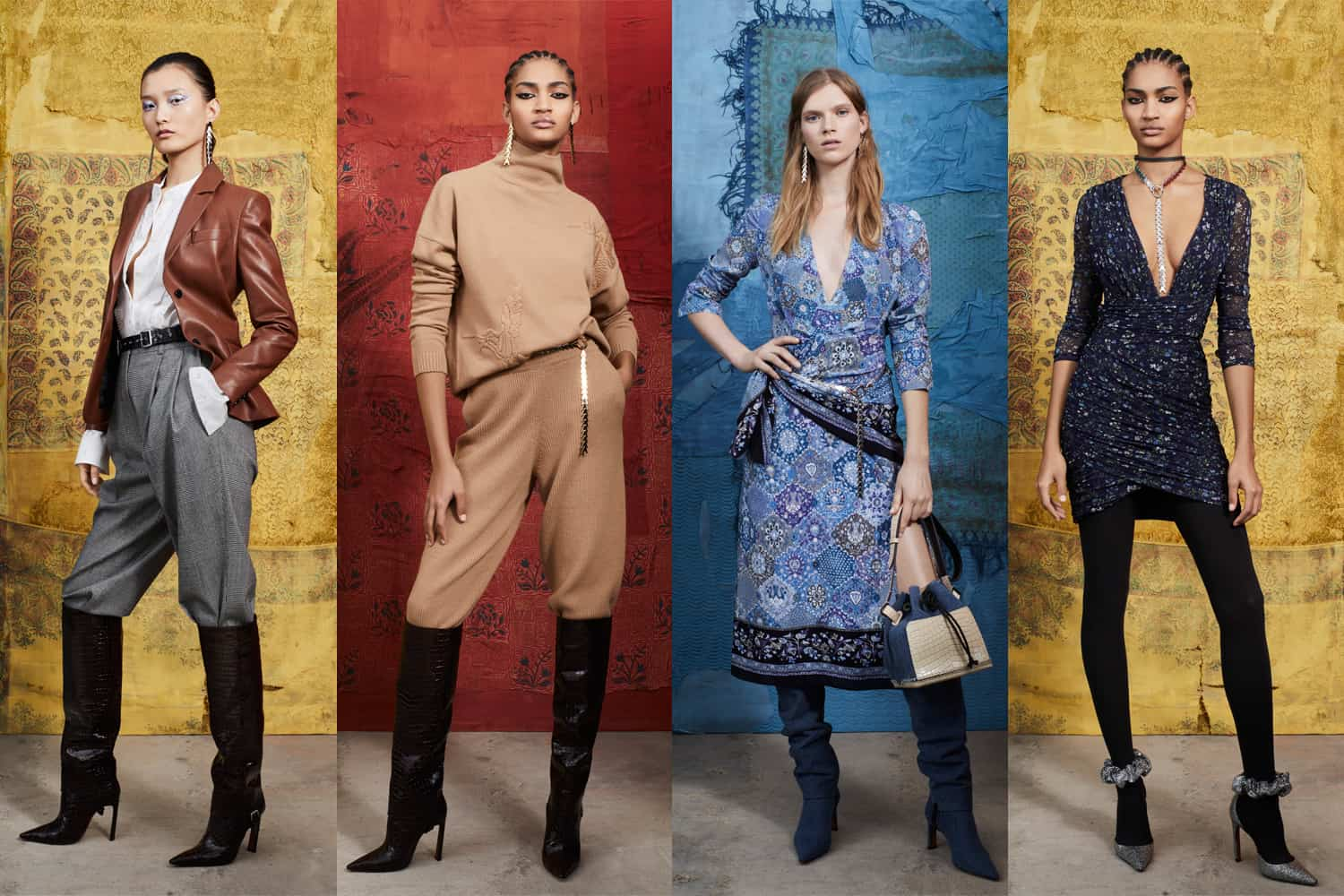 c3bc6824c2e See Every Look From Altuzarra's 2019 Pre-Fall Collection