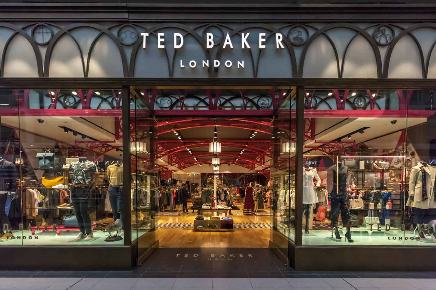 Ted Baker boss takes leave of absence