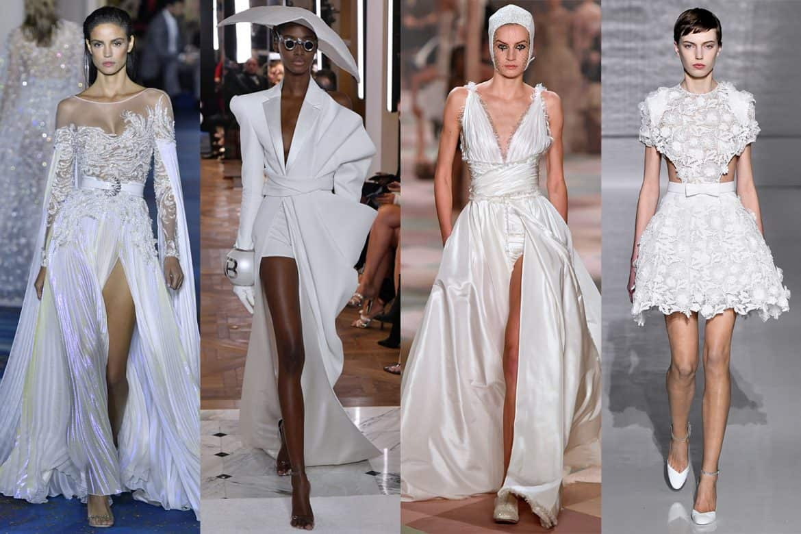 Spring 2019 couture