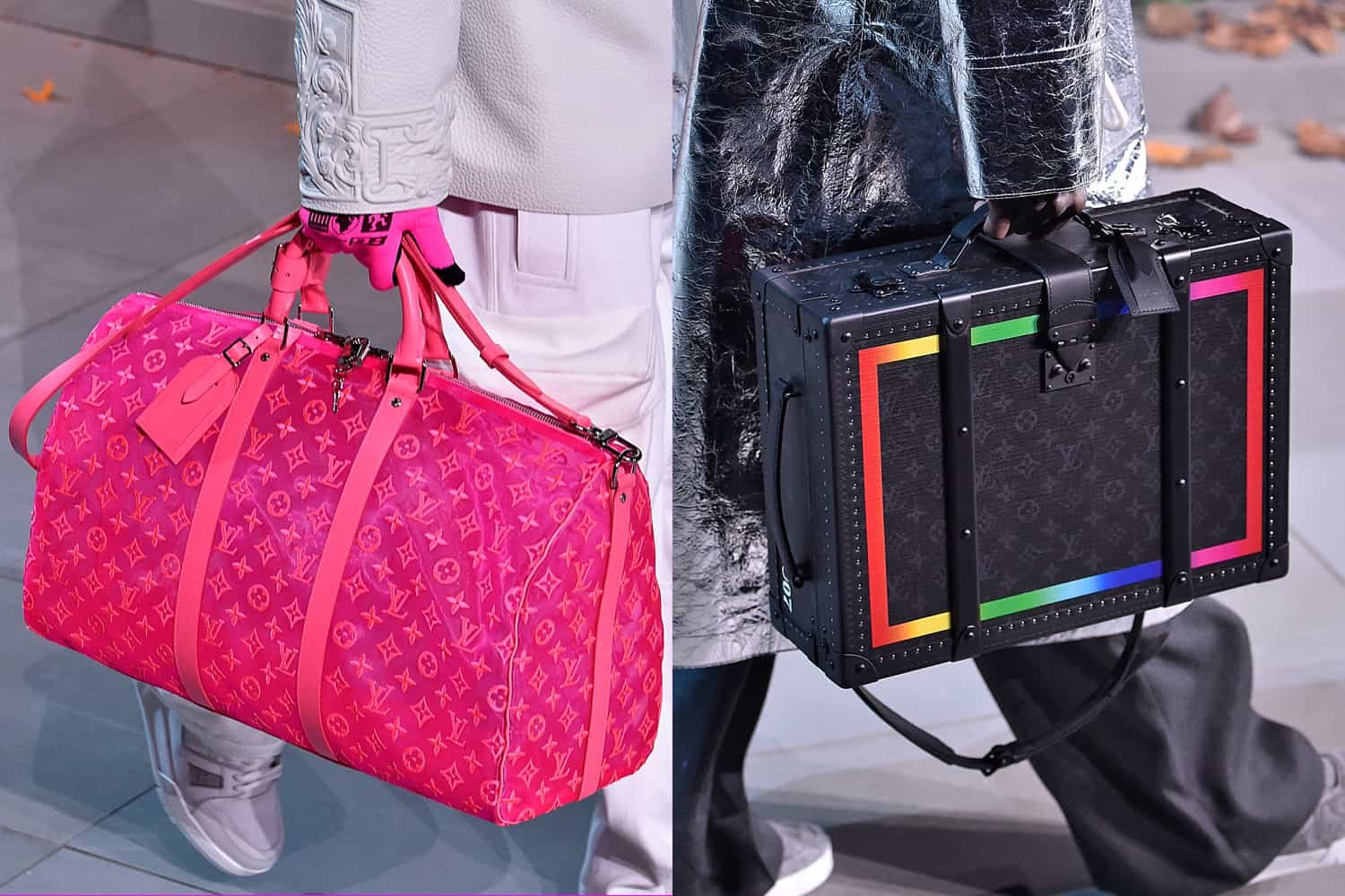 See All the Bags From Louis Vuitton s Fall 2019 Men s Show 70a514fcc1445