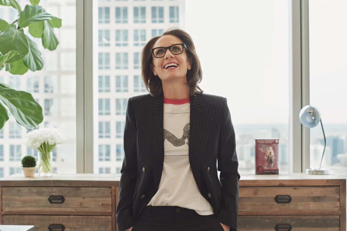 Interview with Conde Nast CRO Pamela Drucker Mann on restructuring to become a media company, content partnerships, and the future of video for the company
