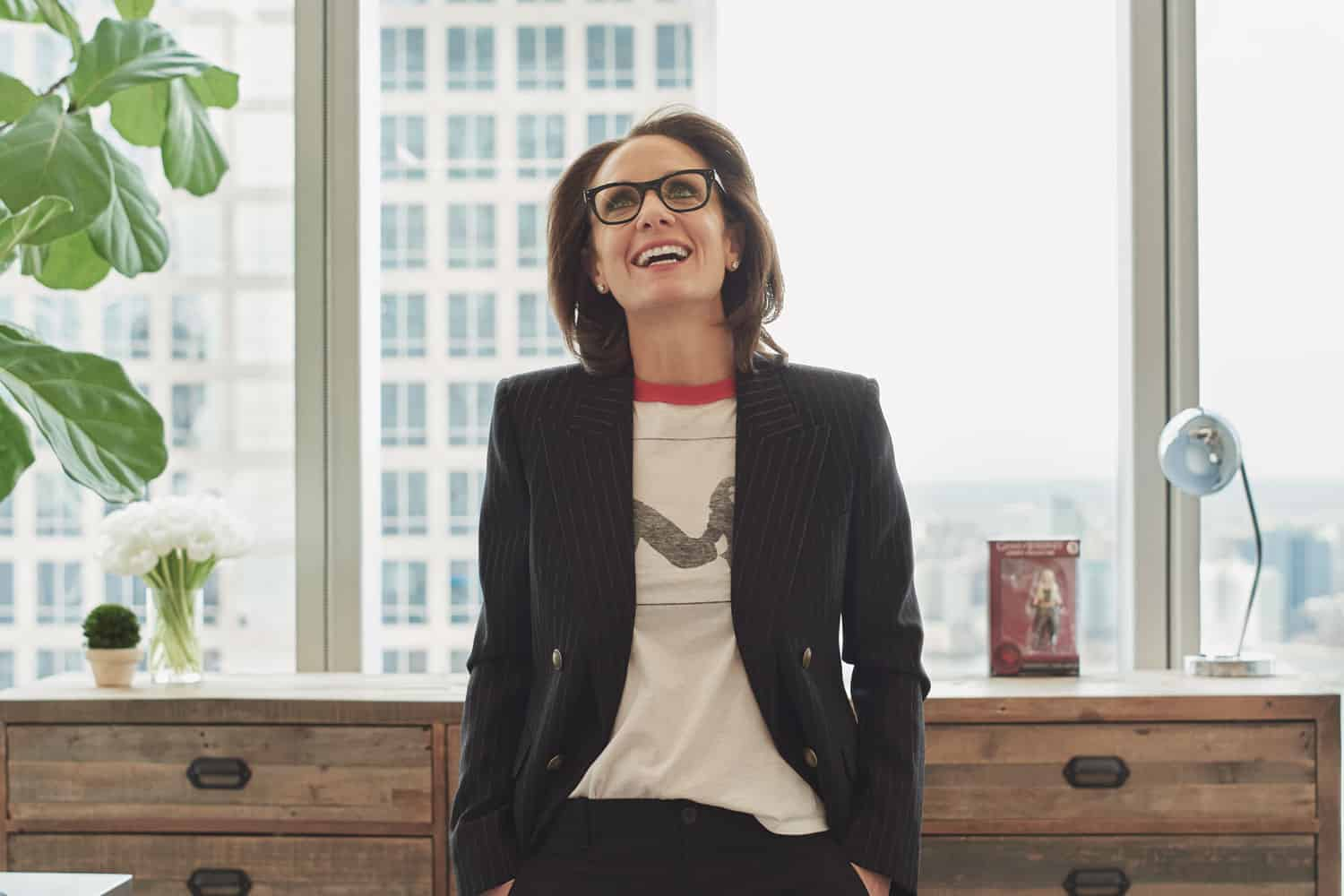 Pamela Drucker Mann on her role as the CRMO Condé Nast and More