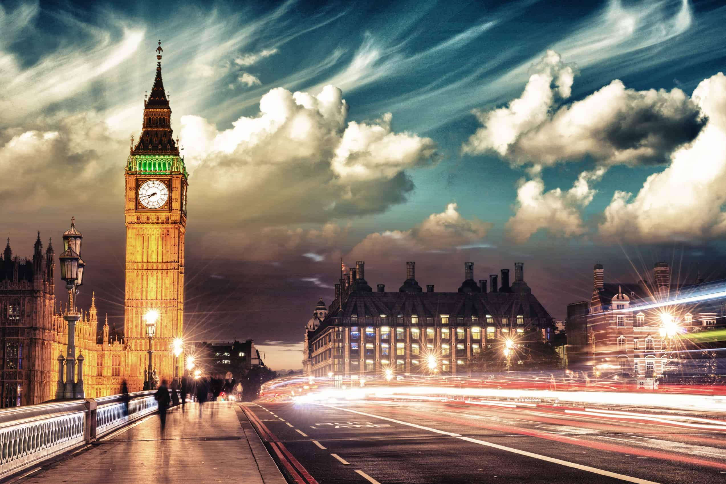 агентство лондон