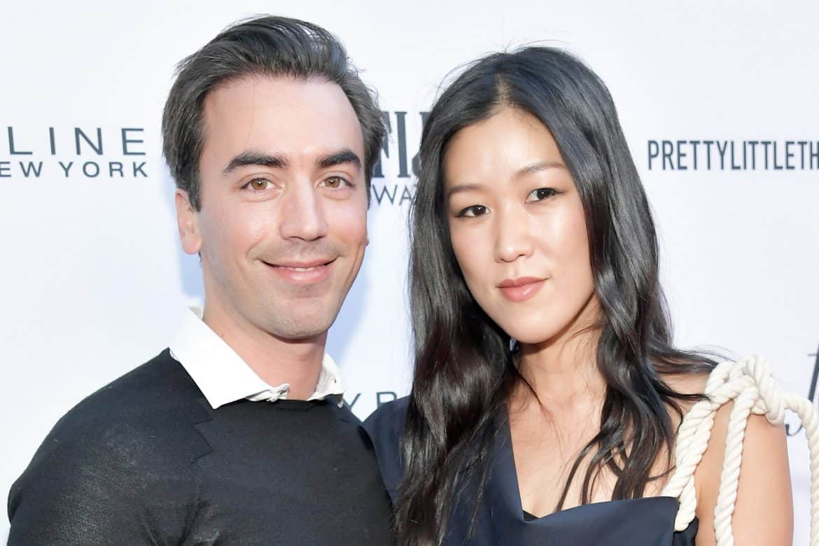 Laura Kim and Fernando Garcia