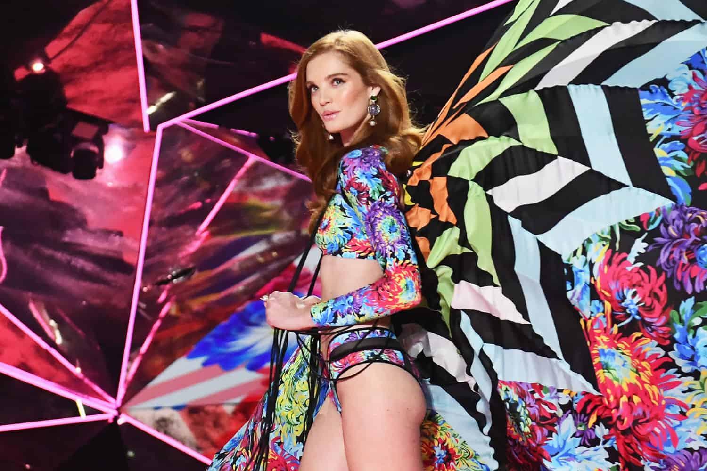 Meet Victoria S Secret S Newest Angel Alexina Graham