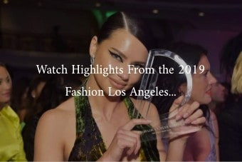 FASHION LOS ANGELES AWARDS