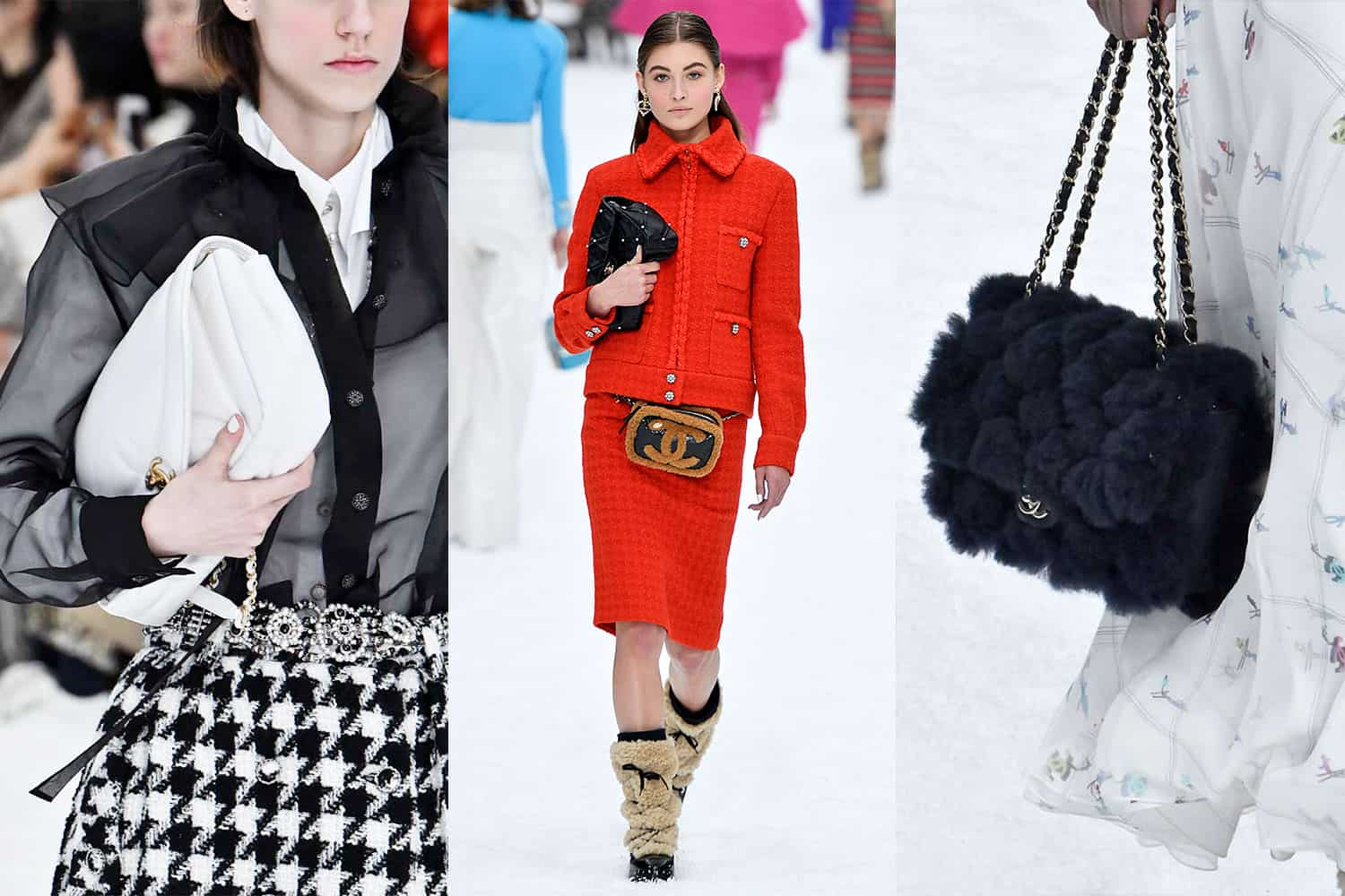 f2c58425f3 40+ Bags at Chanel s Fall 2019 Women s Show — The Daily Front Row