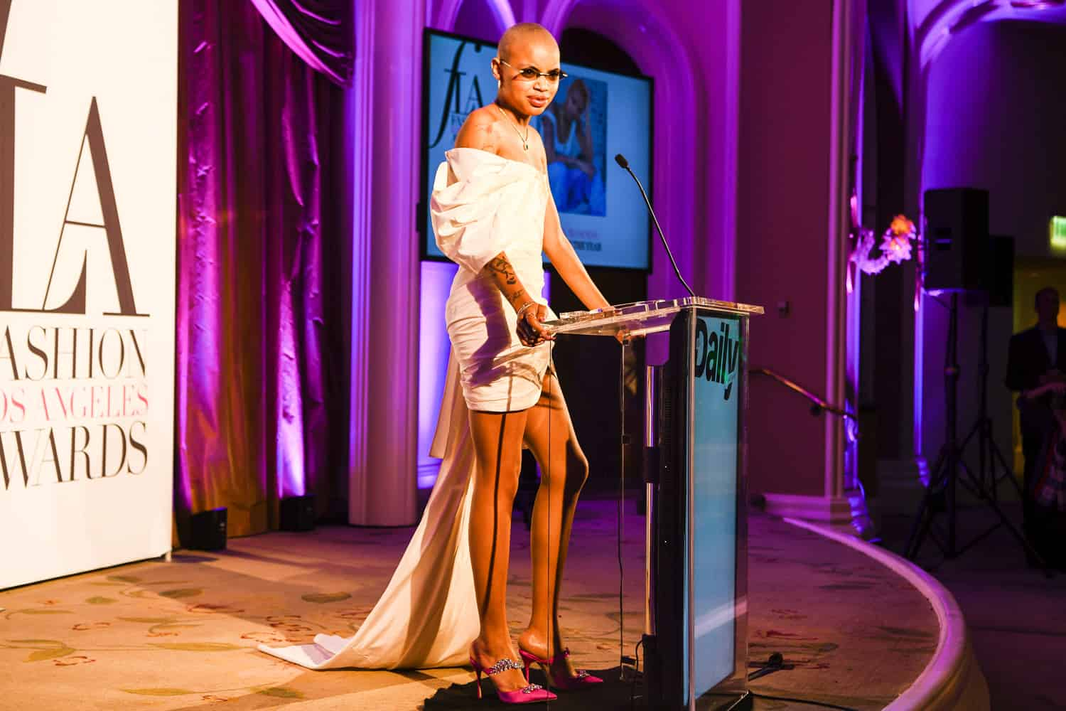 The Best Quotes At The FLA Awards, From Lady Gaga To Slick