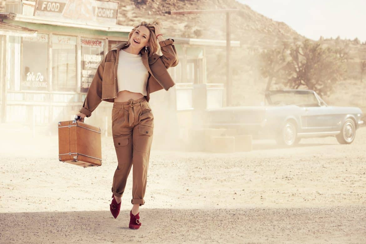 Kate Hudson S New Clothing Line Happy X Nature Is Way