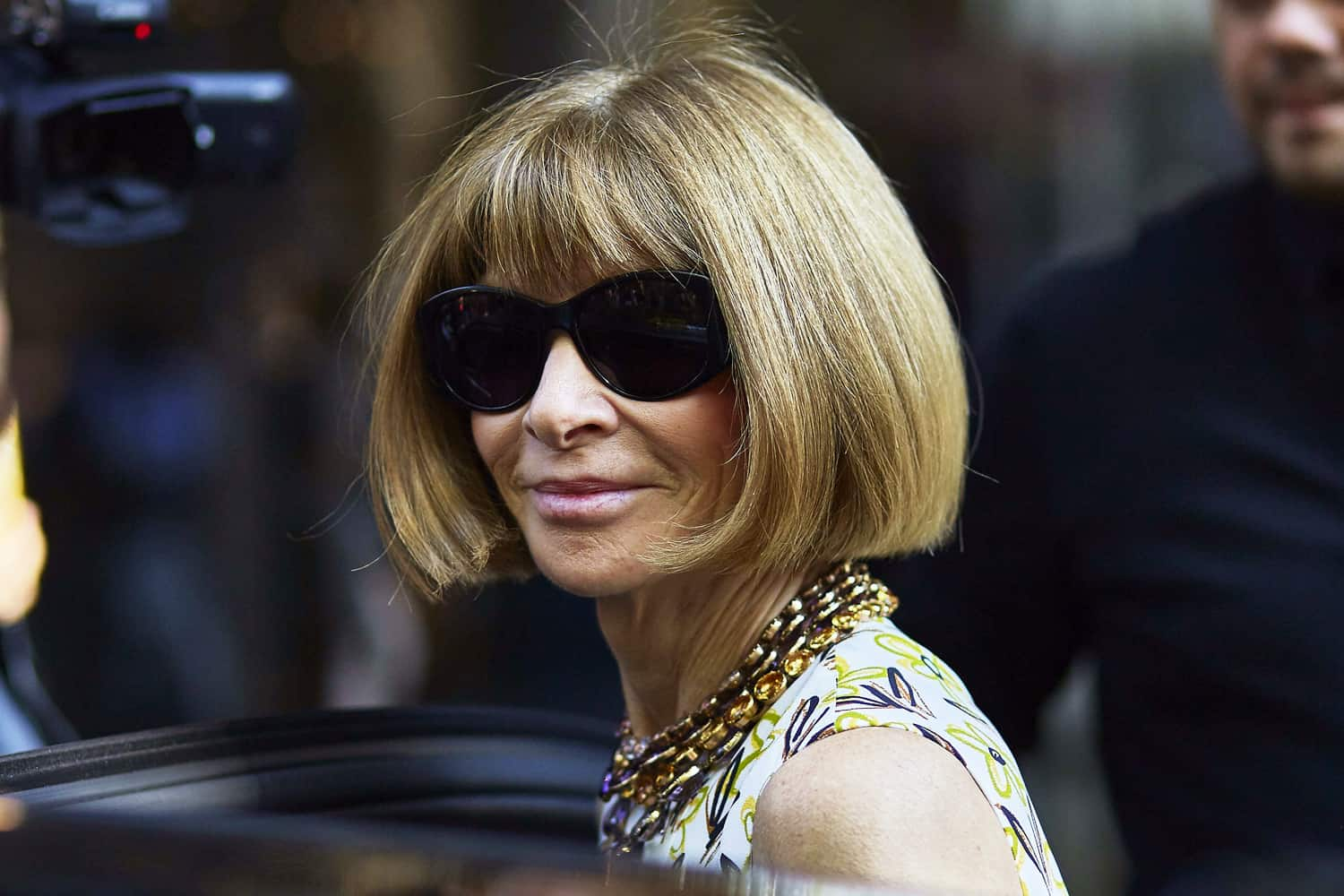 Anna Wintour On Vogue's Politics, Fur, And What She's