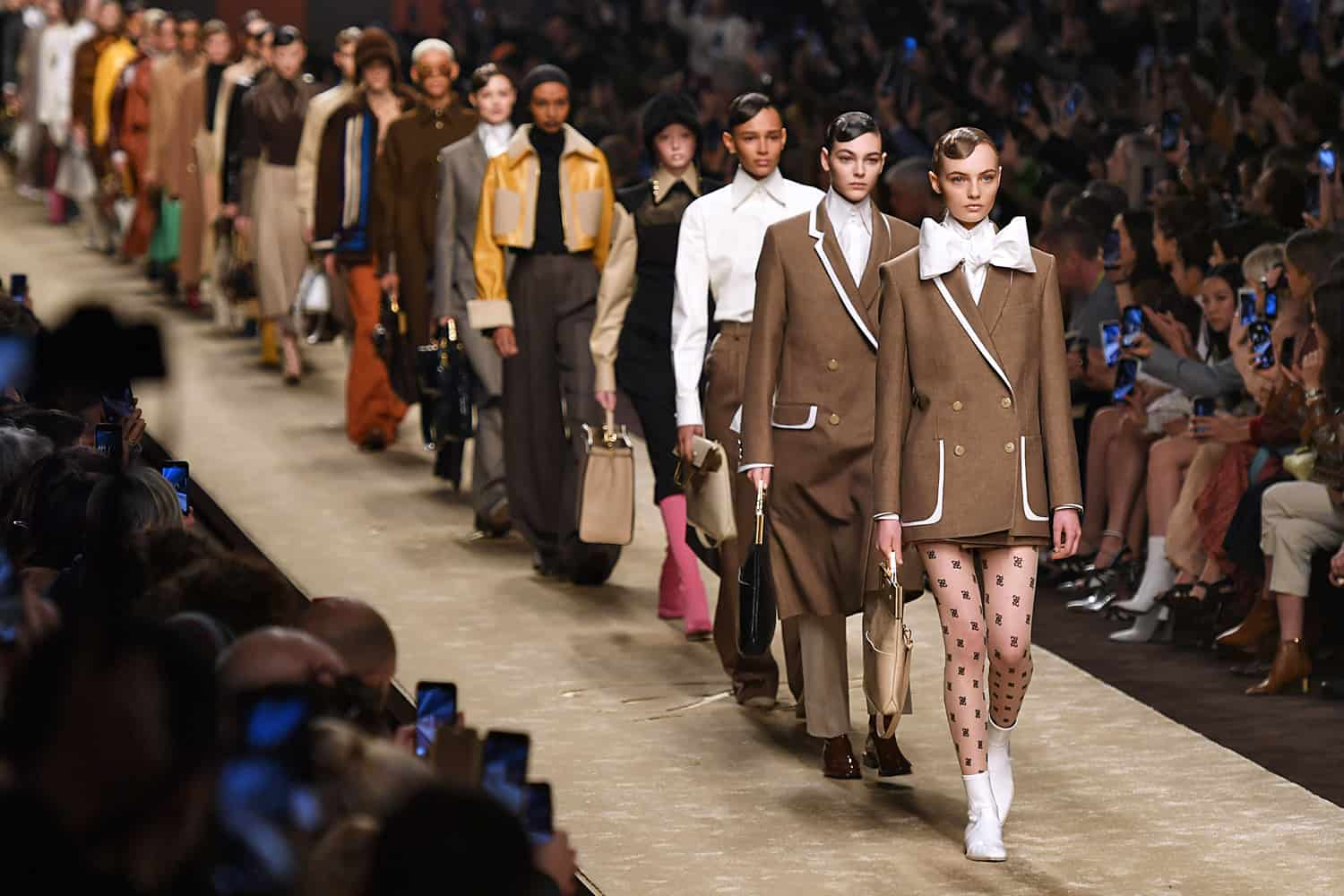 8810bac38284 Fendi Furthers Its Karl Lagerfeld Tribute With a Shanghai Show