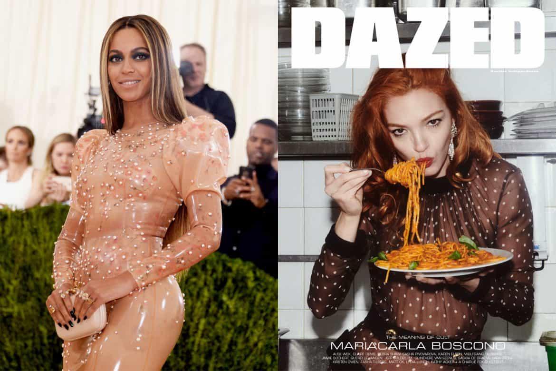 Beyoncé Dazed