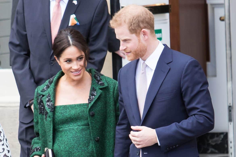 Prince Harry Meghan Markle Instagram