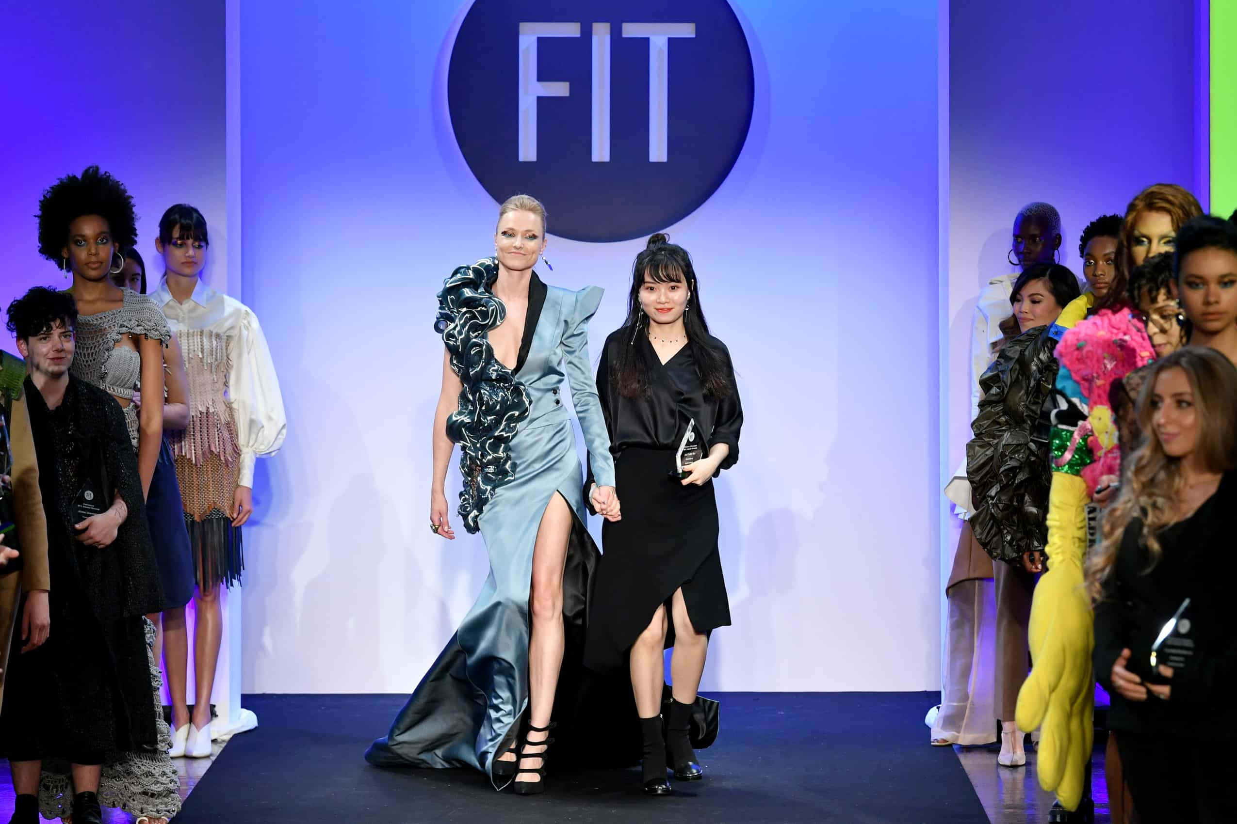 10 Looks to Love From FIT's Future of FashionRunway Show