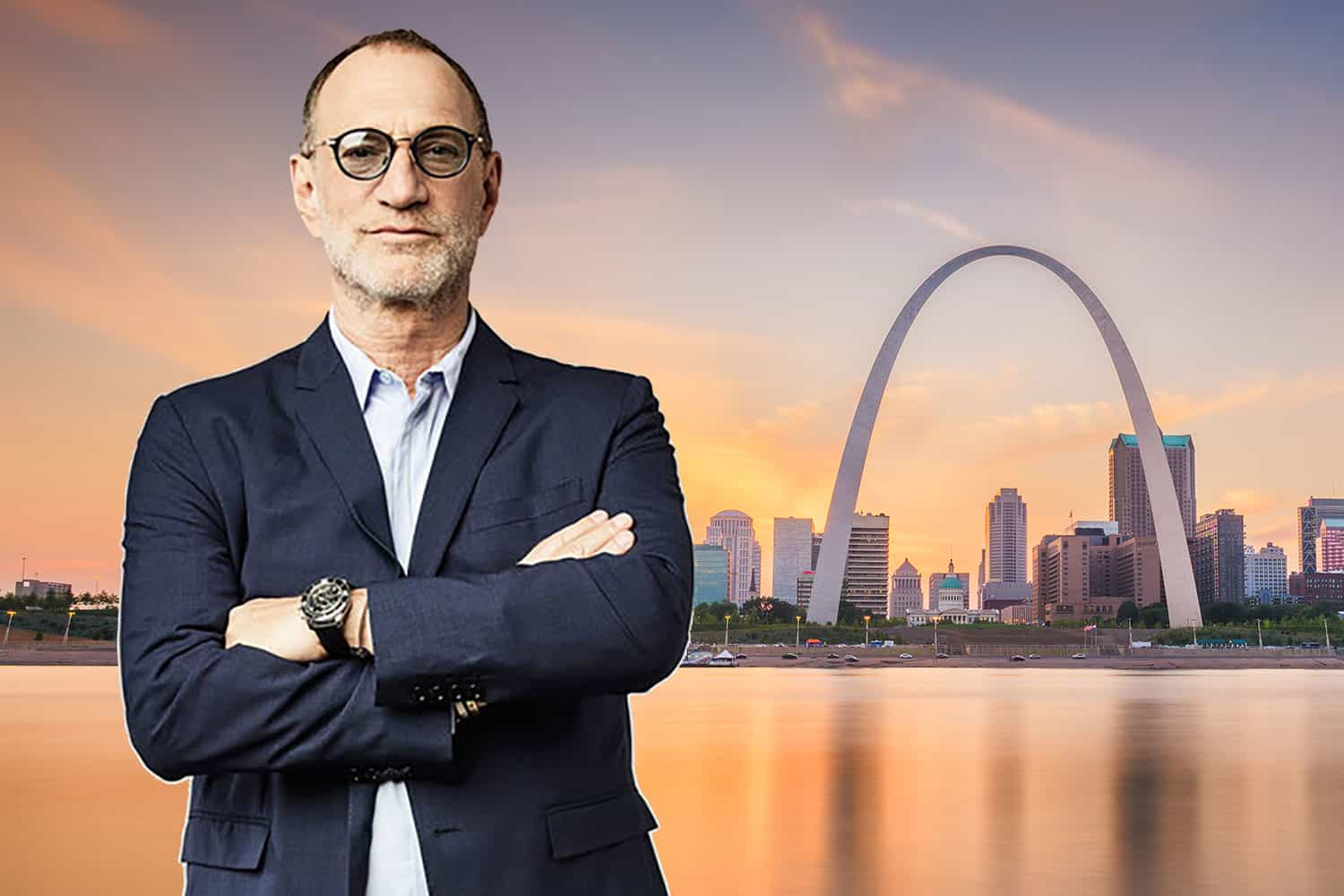 Gary Wasser's Plans to Resurrect American Garment Manufacturing... in St. Louis