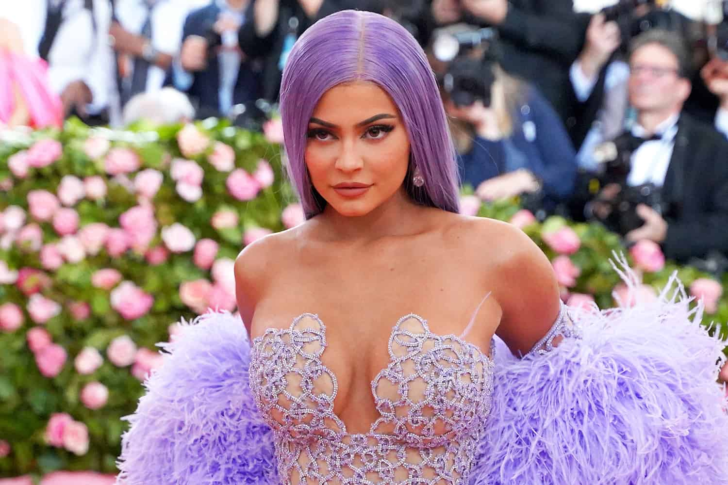 Kylie Jenner Prepares to Launch a Baby Collection