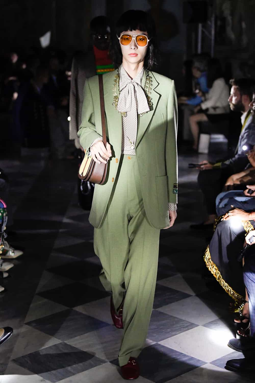 Gucci Cruise 2020 (firstVIEW)Gucci Resort 2020 (firstVIEW)