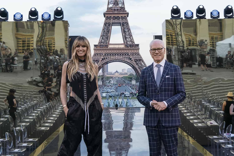 Heidi Klum and Tim Gunn are Hosting a New Fashion Competition Show