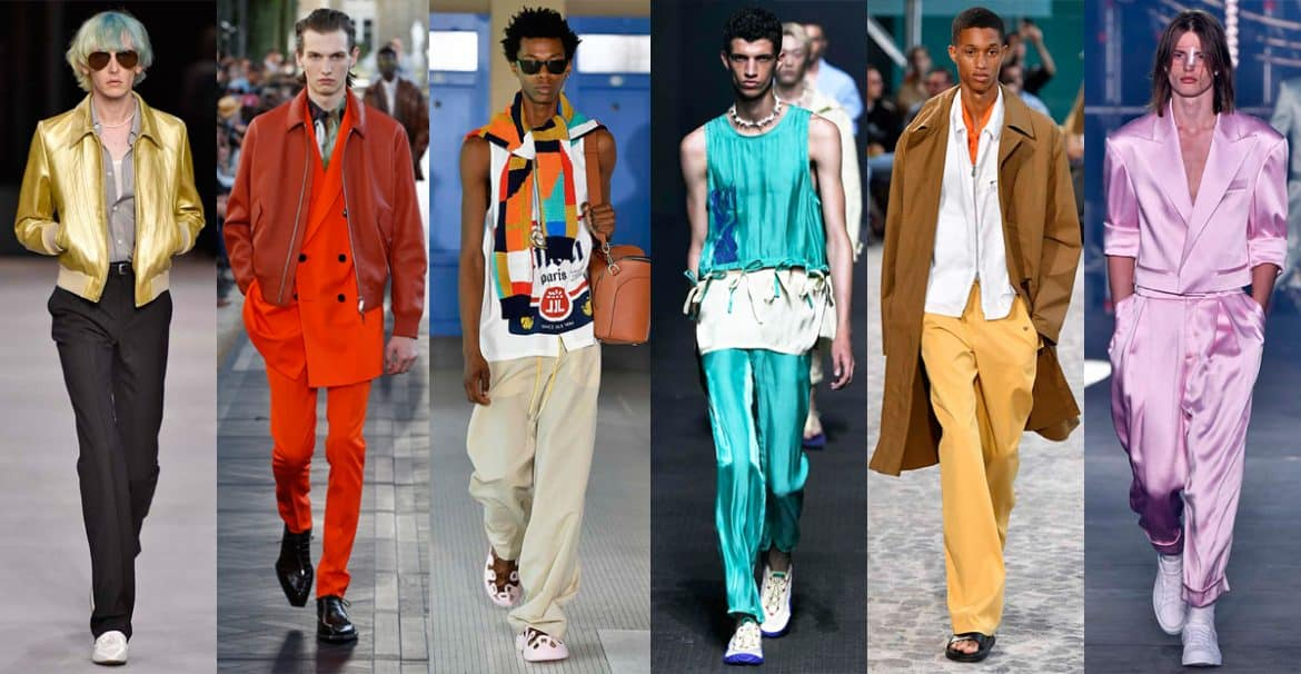 Spring 2020 Paris Men's Fashion Week