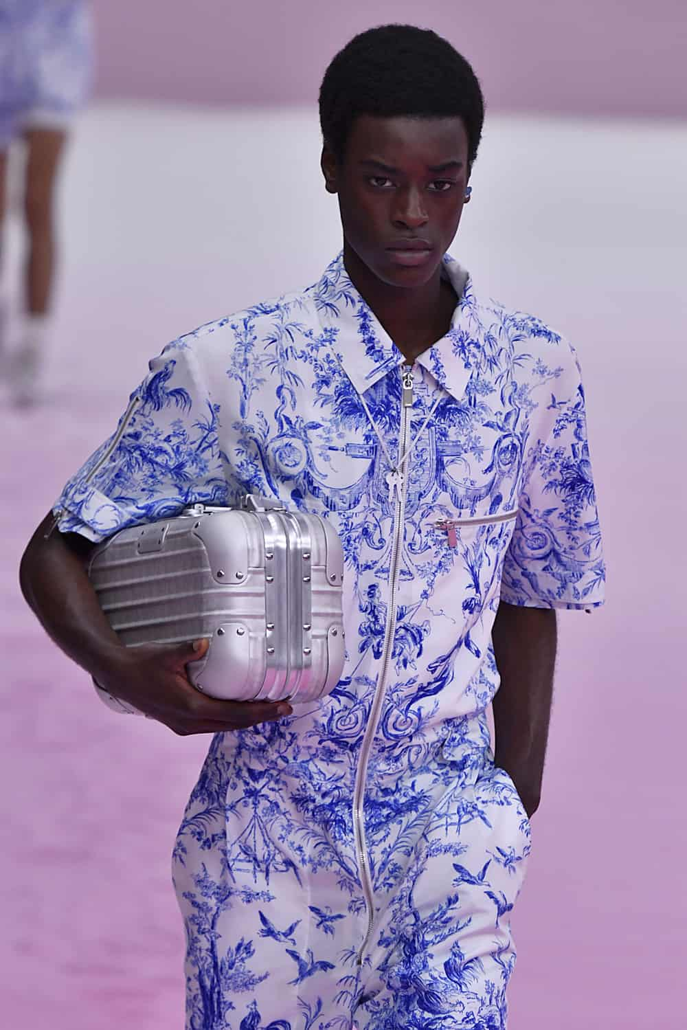 Dior Debuts New Collab With Rimowa At Spring 2020 Men S