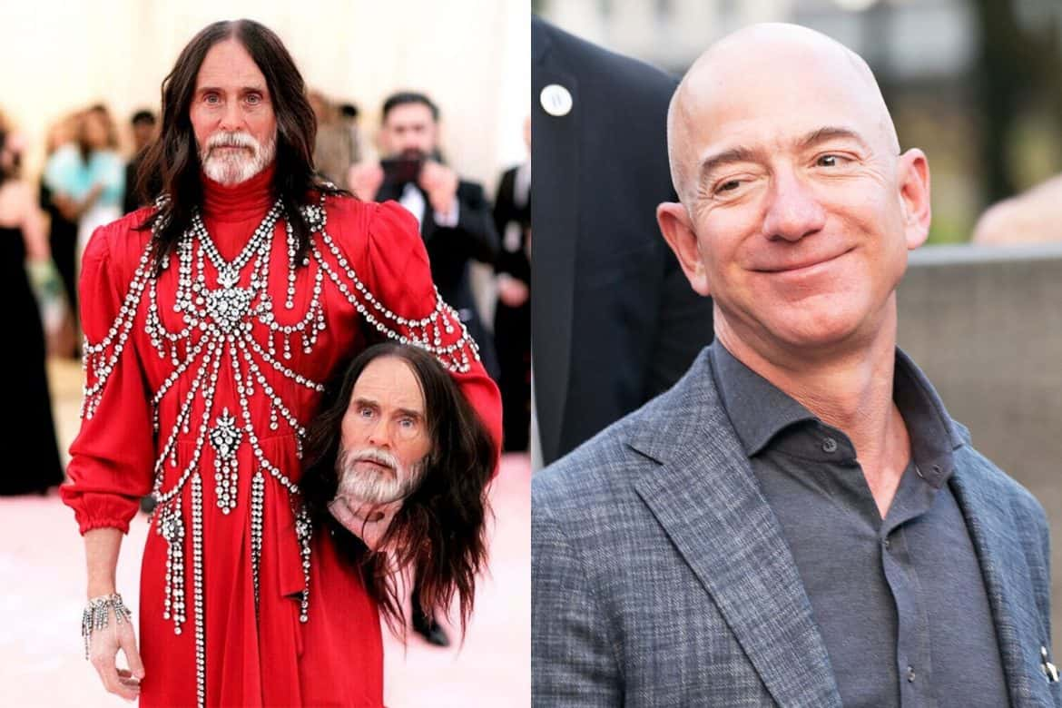FaceApp Amazon