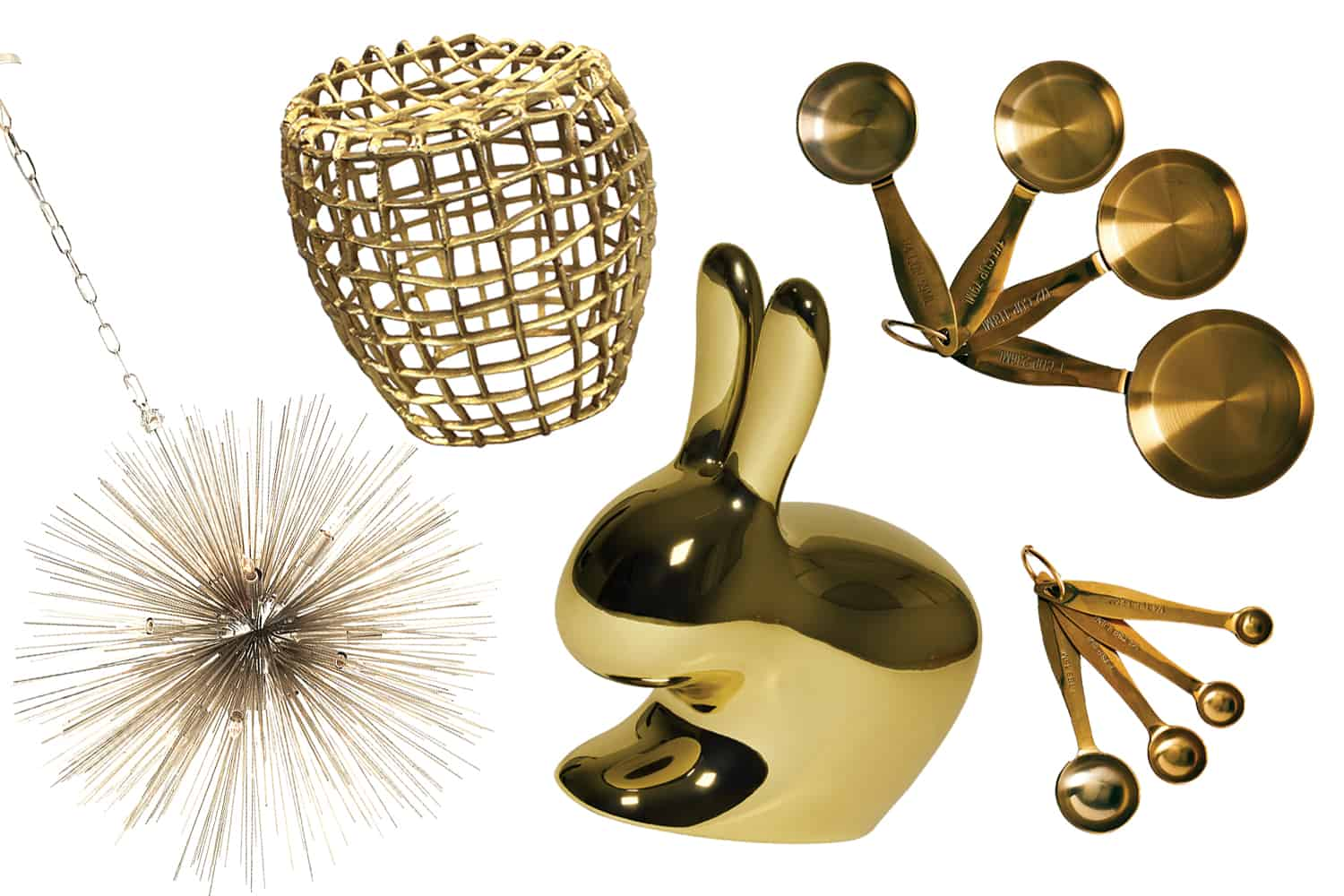 10 Gold Decor Accents To Give Your Home