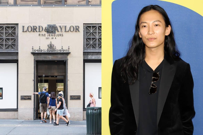 Lord & Taylor Alexander Wang