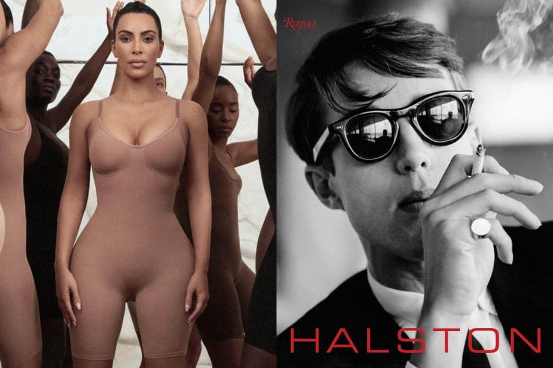 Kim Kardashian Halston