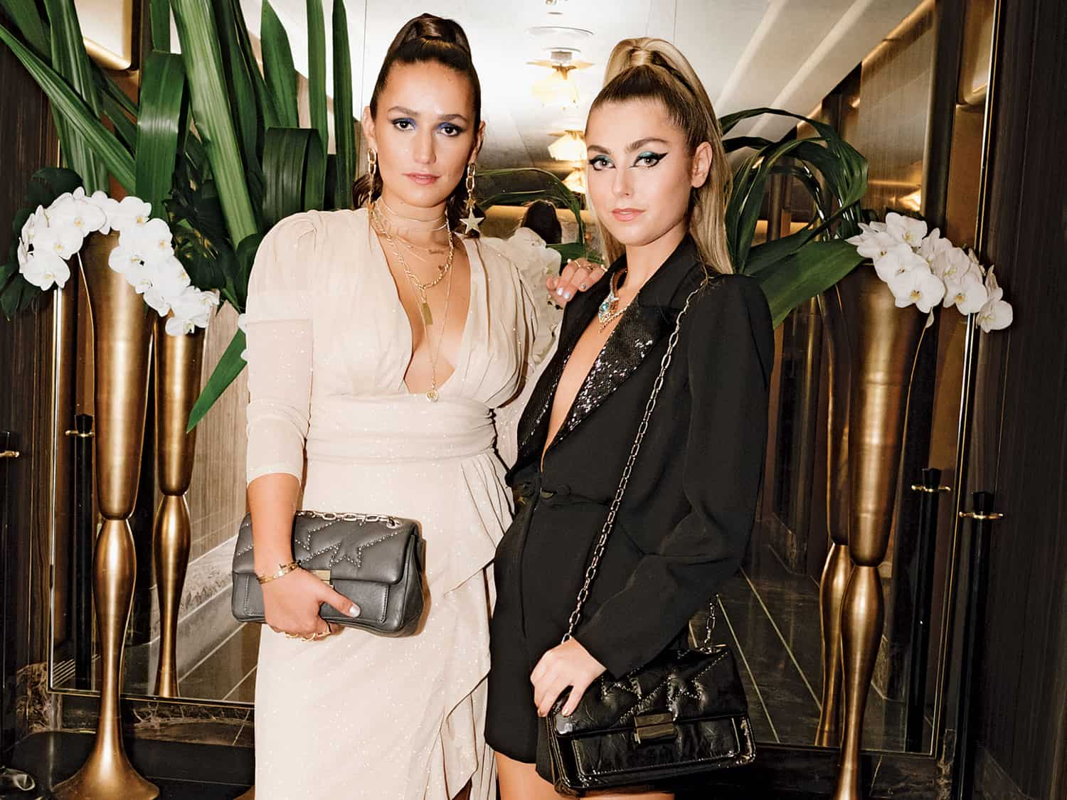 Yin2MyYang Co-founders, Charlotte and Sophie Bickley, on Influencer Life During Fashion Week