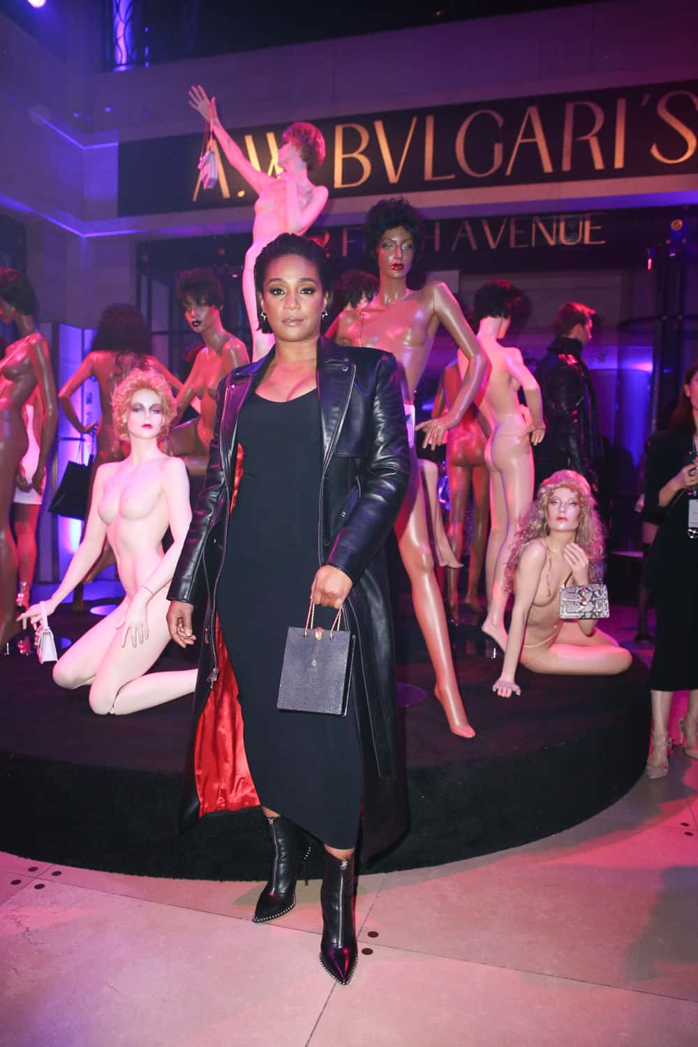 Alexander Wang and Bvlgari Celebrate: A.W. BVLGARI'S 712 Fifth Avenue