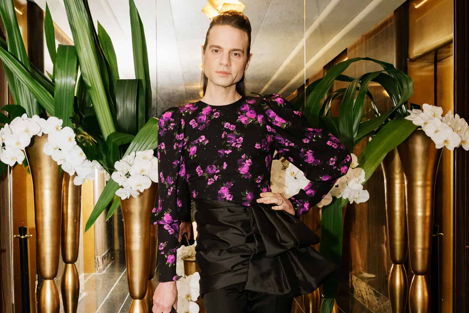 Jordan Roth on Extraordinary Selfness and the Excavation of Identity Through Fashion