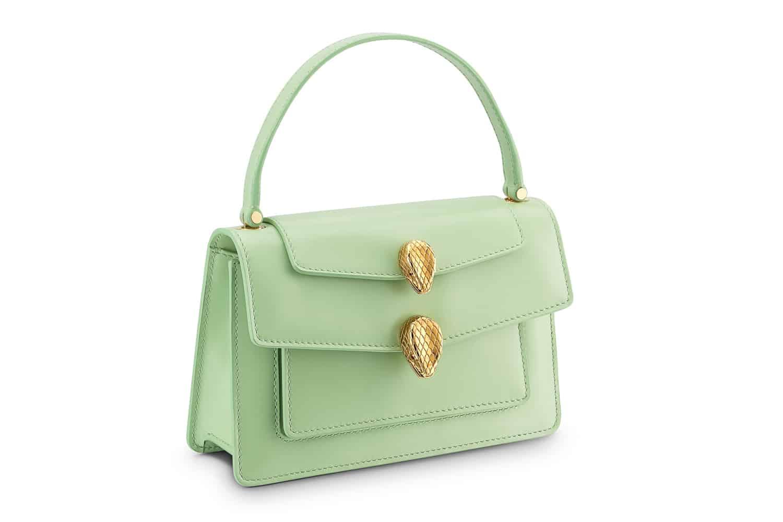 Editor's Pick: Alexander Wang x Bvlgari Belt Bag In Mint Green
