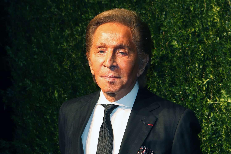 Valentino Garavani to be Honored at the Green Carpet Fashion Awards