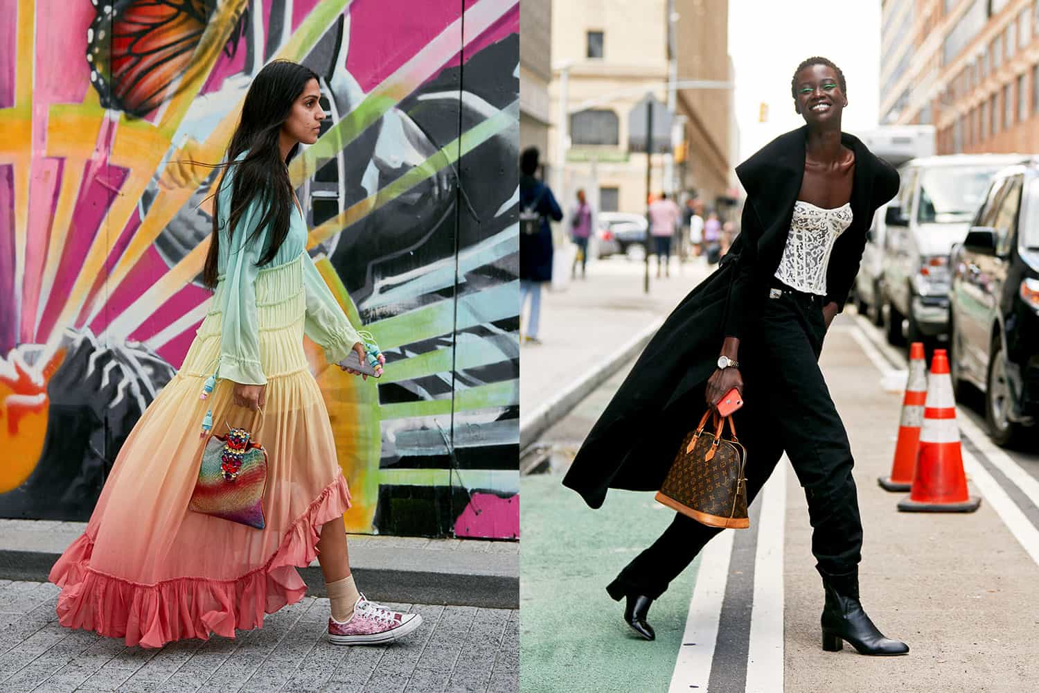51 Best Street Style Looks From New York Fashion Week